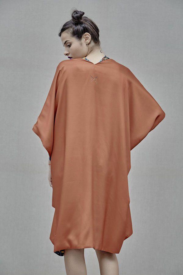 Artsy Kimono contemporary art - Arena Martínez - Shoot kimono -6