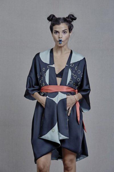 Kimonos exclusivos de marca - Arena Martínez Boutique online - Three stones kimono-2