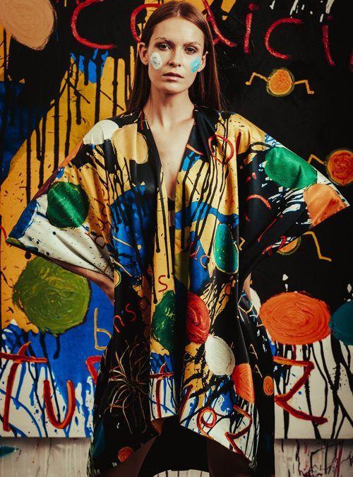 Papartus Girl Colour Portrait
