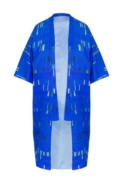 Kimonos exclusivos de marca - Arena Martínez Boutique online - Kimono Blue Baby Blue-Long