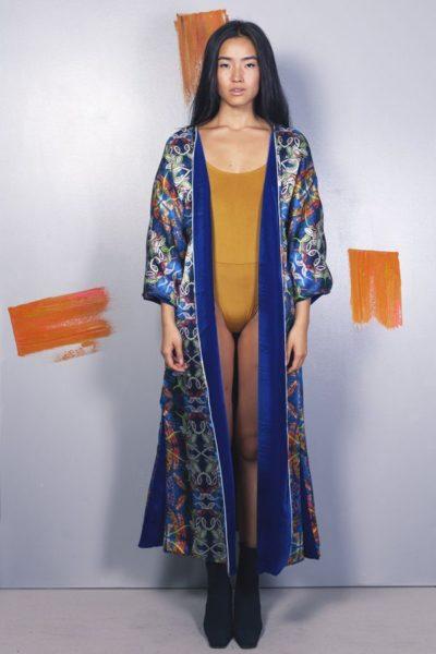 Kimono Serendipity - Blue Habana