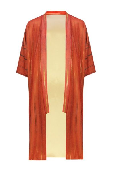 Kimonos exclusivos de marca - Arena Martínez Boutique online - Kimono Light my Fire with Lurex-2