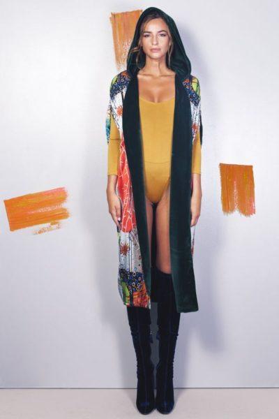 Kimonos exclusivos de marca - Arena Martínez Boutique online - Kimono Forest cape