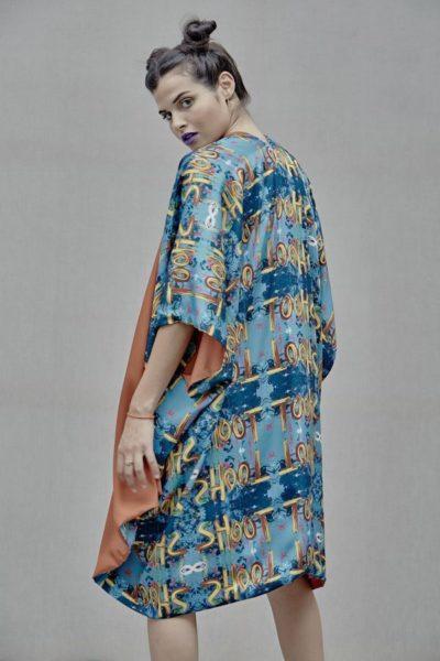 Kimonos exclusivos de marca - Arena Martínez Boutique online - Shoot kimono