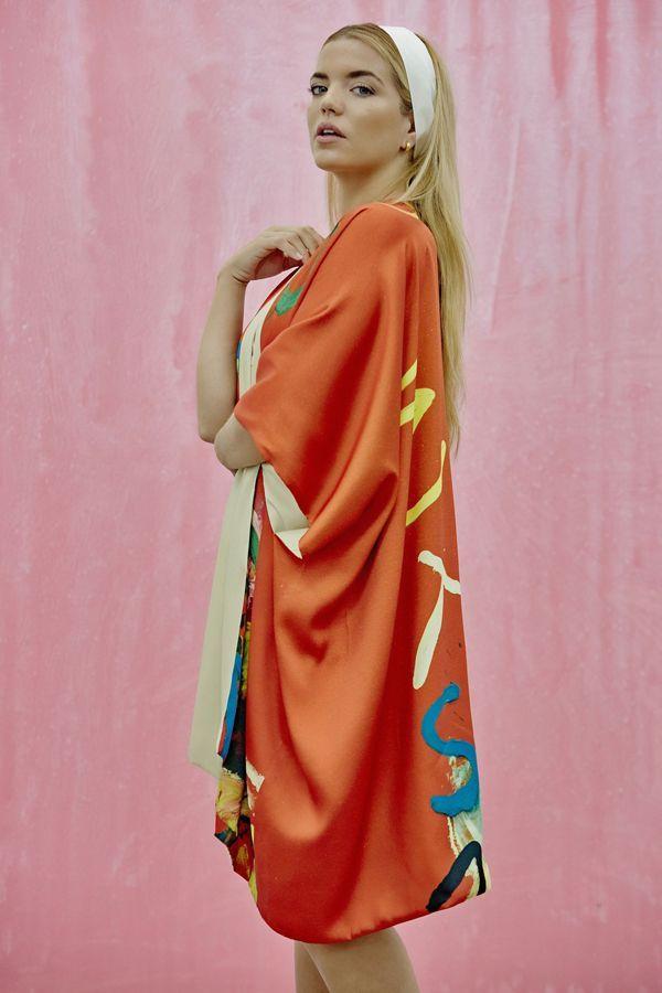 Sunrise Kimono
