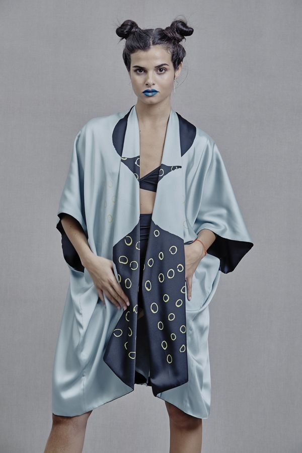 Kimonos exclusivos de marca - Arena Martínez Boutique online - Three stones kimono
