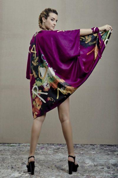 Kimonos exclusivos de marca - Arena Martínez Boutique online - Kimono Voila