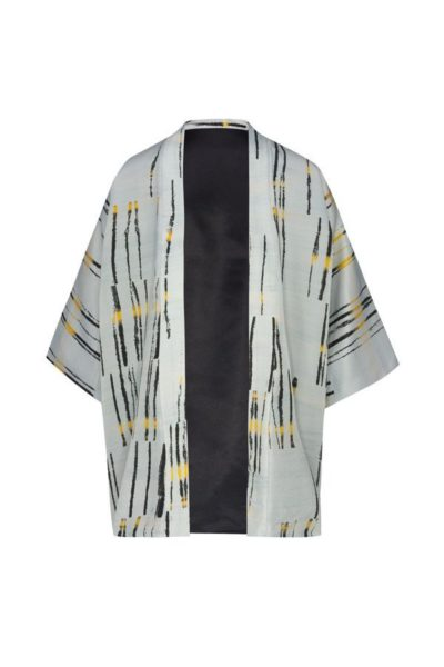 Kimonos exclusivos de marca - Arena Martínez Boutique online - Kimono Limited white Addiction-Short