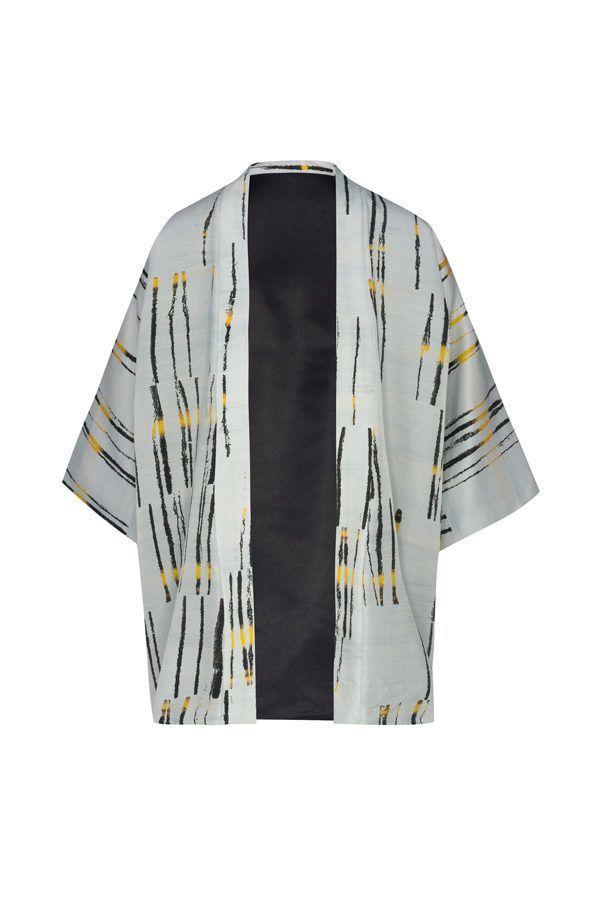 Kimonos exclusivos de marca - Arena Martínez Boutique online - Kimono Limited white Addiction-Short