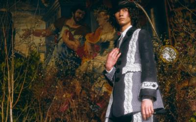 El juego del arte: Palomo Spain, lo que faltaba en la moda