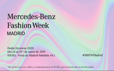 Madrid Fashion Week 2019