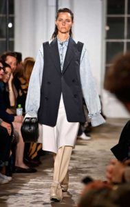 Contemporary art and fashion by Arena Martínez - Proenza Schouler NY