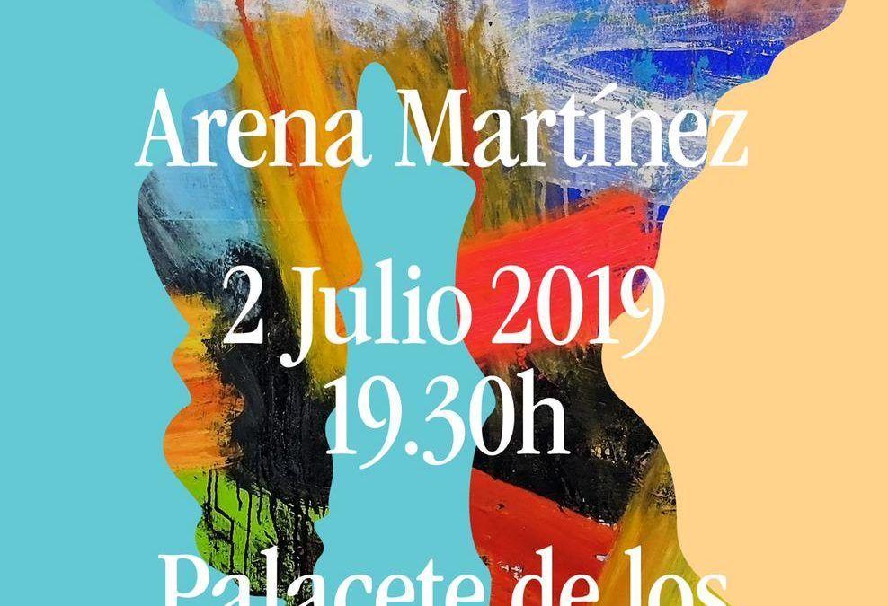 Arena Martínez participará en la MBFWM 2020 el día 2 de julio