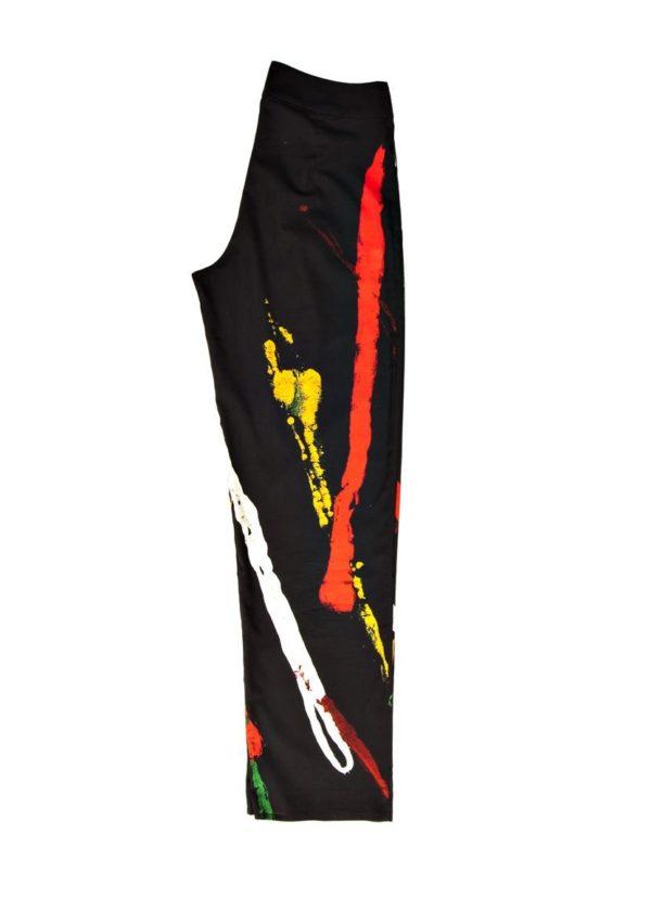Exclusive pants - Online store in Madrid - Arena Martínez - Lines pants-1