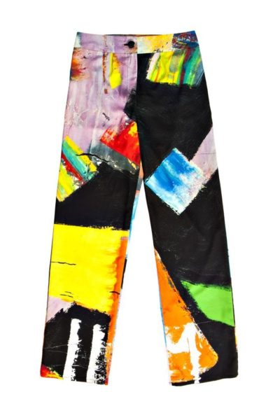 Exclusive pants - Online store in Madrid - Arena Martínez - Lum pants