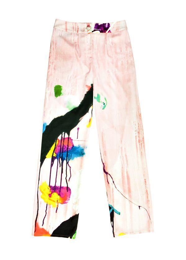Pantalones originales - Tienda online en Madrid - Arena Martínez - Pantalones Pink Trip