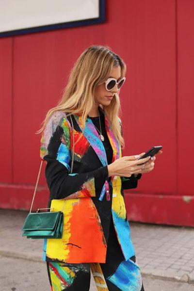 Exclusive blazers - Online store in Madrid - Arena Martínez - Lum blazer-2