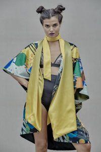 Kimono Fireworks de la colección Papartus