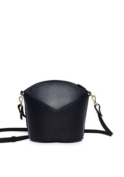 Bolsos exclusivos de piel decorados con arte contemporáneo - Arena Martínez - Black night Susi Bag-1