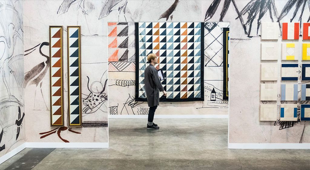 Moda exclusiva con arte contemporáneo - Arena Martínez - Art Basel Covid-19