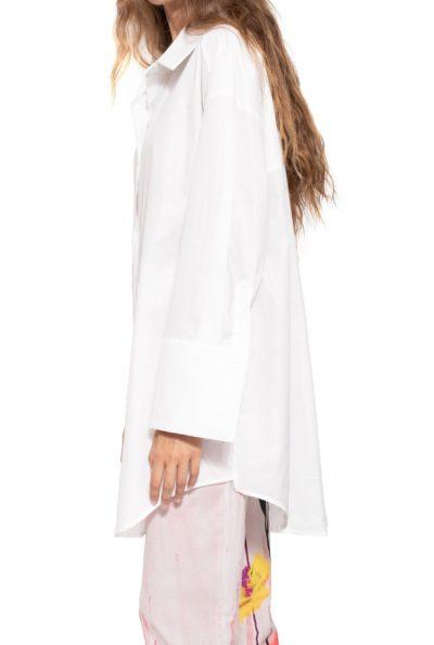 Slow Fashion made in Spain - Moda lenta por Arena Martínez - hecho a mano en España - Camisa Copo Unisex - 2