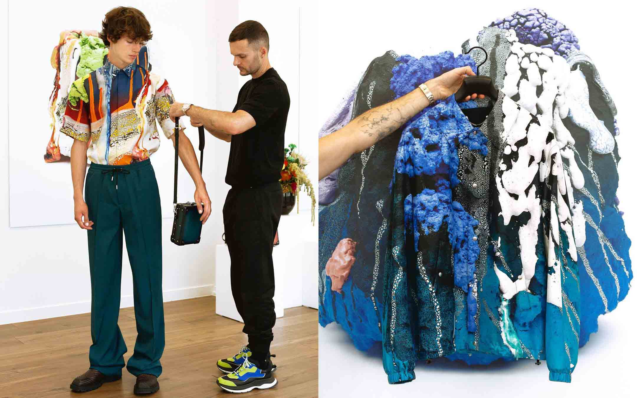 Slow fashion made in Spain by Arena Martínez - Fashion Week Online -