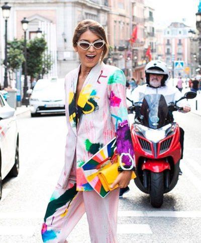 Slow fashion - Moda española por Arena Martínez - Pink - Trip - Americana - 1