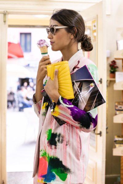 Slow fashion - Moda española por Arena Martínez - Pink - Trip - Americana - 2