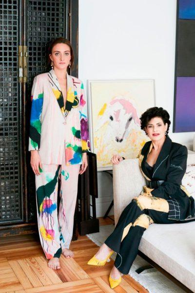 Slow fashioSlow fashion - Moda española por Arena Martínez - Pink - Trip - Pantalones - 1n made in Spain by Arena Martínez - Pink - Trip - Pants - 1