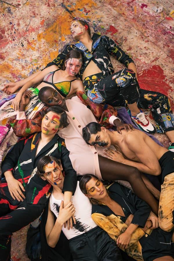 Slow fashion fabricada en España por Arena Martínez - Conócenos - Collage