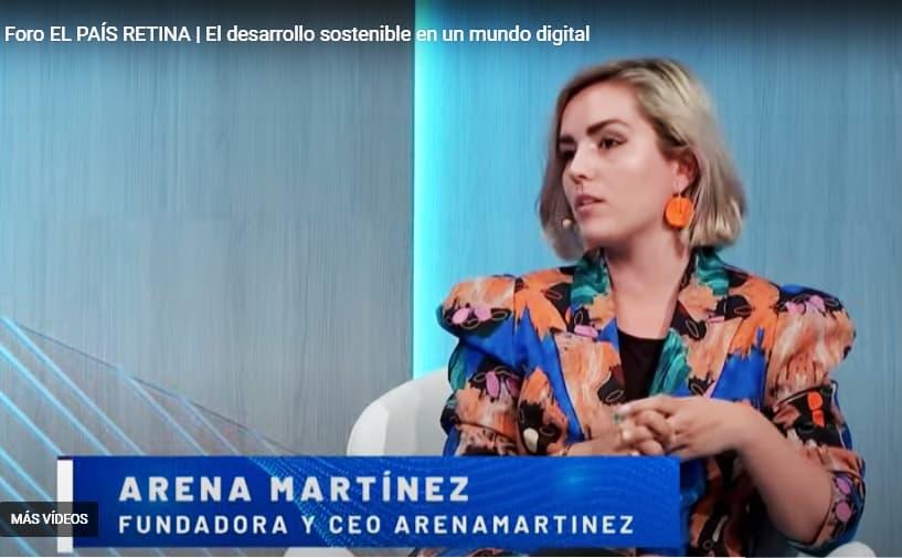 Slow fashion fabricada en España - Arena Martínez -Arena Martínez en EL PAIS transformación digital