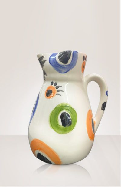 Slow fashion made in Spain - Arena Martínez - Handmade Ceramics - Wara - 3