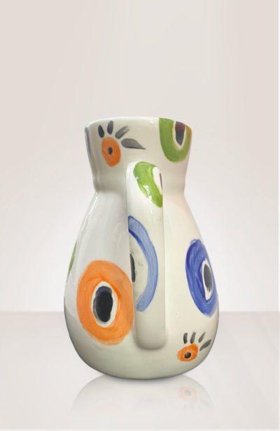 Slow fashion made in Spain - Arena Martínez - Handmade Ceramics - Wara - 4