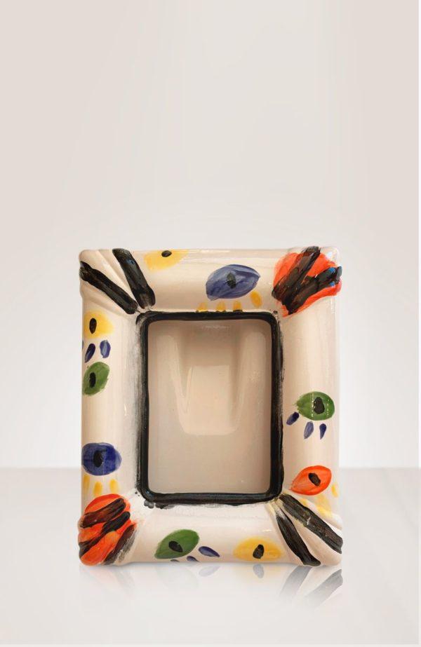 Slow fashion made in Spain - Arena Martínez - Handmade - Photo Frame - Siam - 2