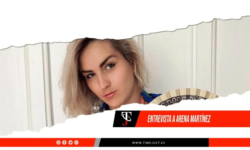 Moda lenta española - Arena Martínez - Arena Martínez entrevistada por Time Just